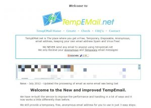 TempEmail